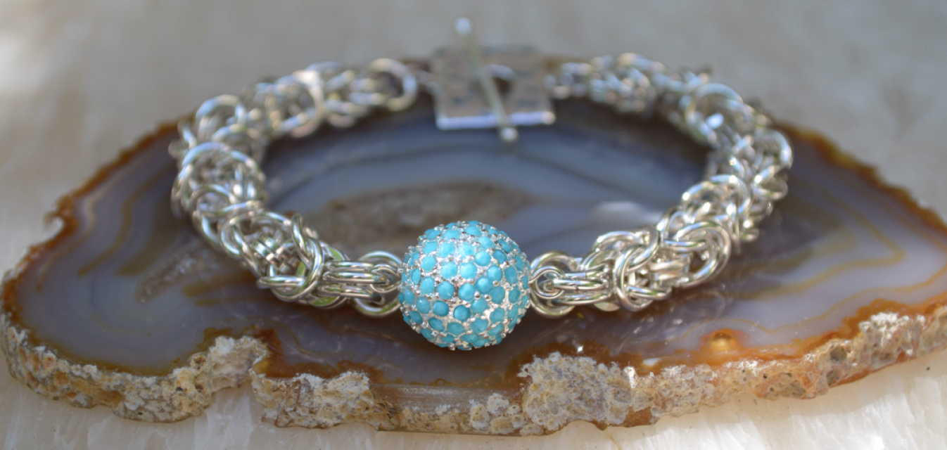 Wovenlynx Chainmaille Gallery | Donna Barrett Jewelry
